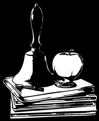 stack-of-books-3-with-bell-and-apple
