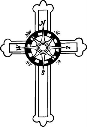 cross-with-compass