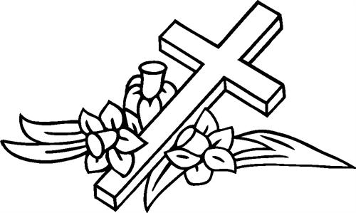 cross-with-daffodils