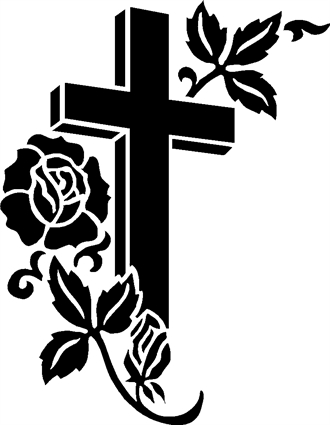cross-with-roses38