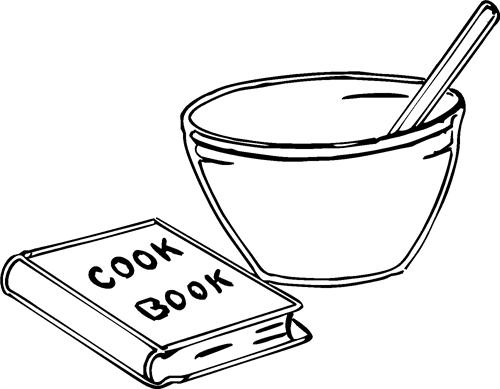 bowl-cook-book-spoon