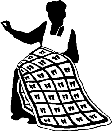 woman-sewing-a-quilt