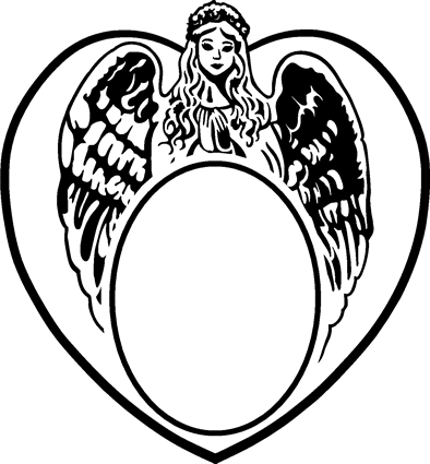 angel-with-heart-photo-frame