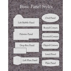 Edge Options & Panel Styles