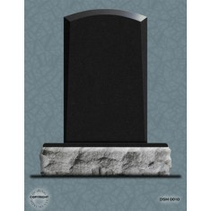 Single Grave Designer Series Upright - DSM 010