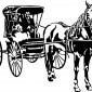 horse-pulling-buggy